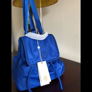 Tory Burch Scout Nylon Backpack